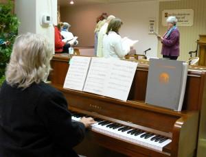 Wednesday Testimony Service