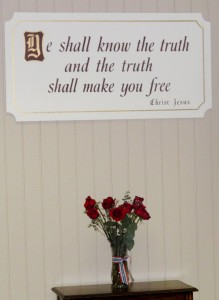 Quote and Roses